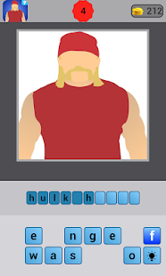 WWE Wrestling Iconmania Quiz - screenshot thumbnail