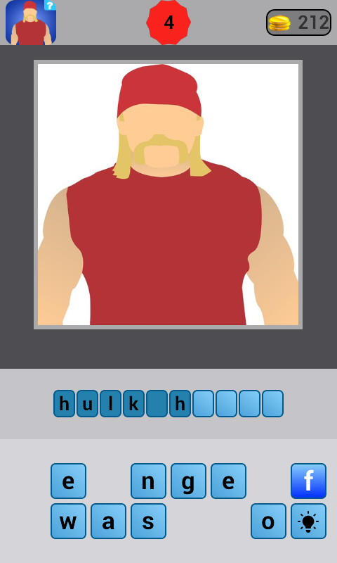 WWE Wrestling Iconmania Quiz - screenshot