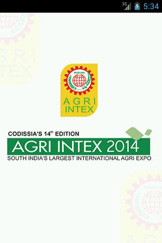 AGRI INTEX 2014