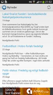 Døgnrapport - Politi & krimi - screenshot thumbnail