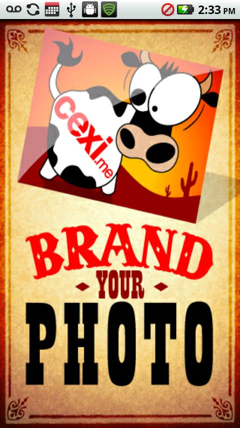 Brand Your Photo- screenshot