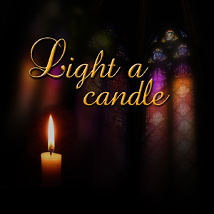Light a Candle Miracles Happen for Android