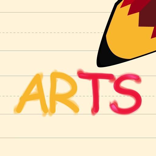 ARTS LOGO-APP點子