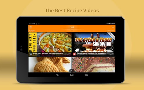 Just Recipes - Food Cooking