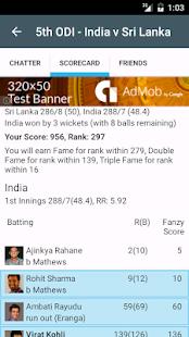 Fantasy Cricket- screenshot thumbnail