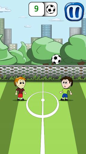 Football Juggling Game