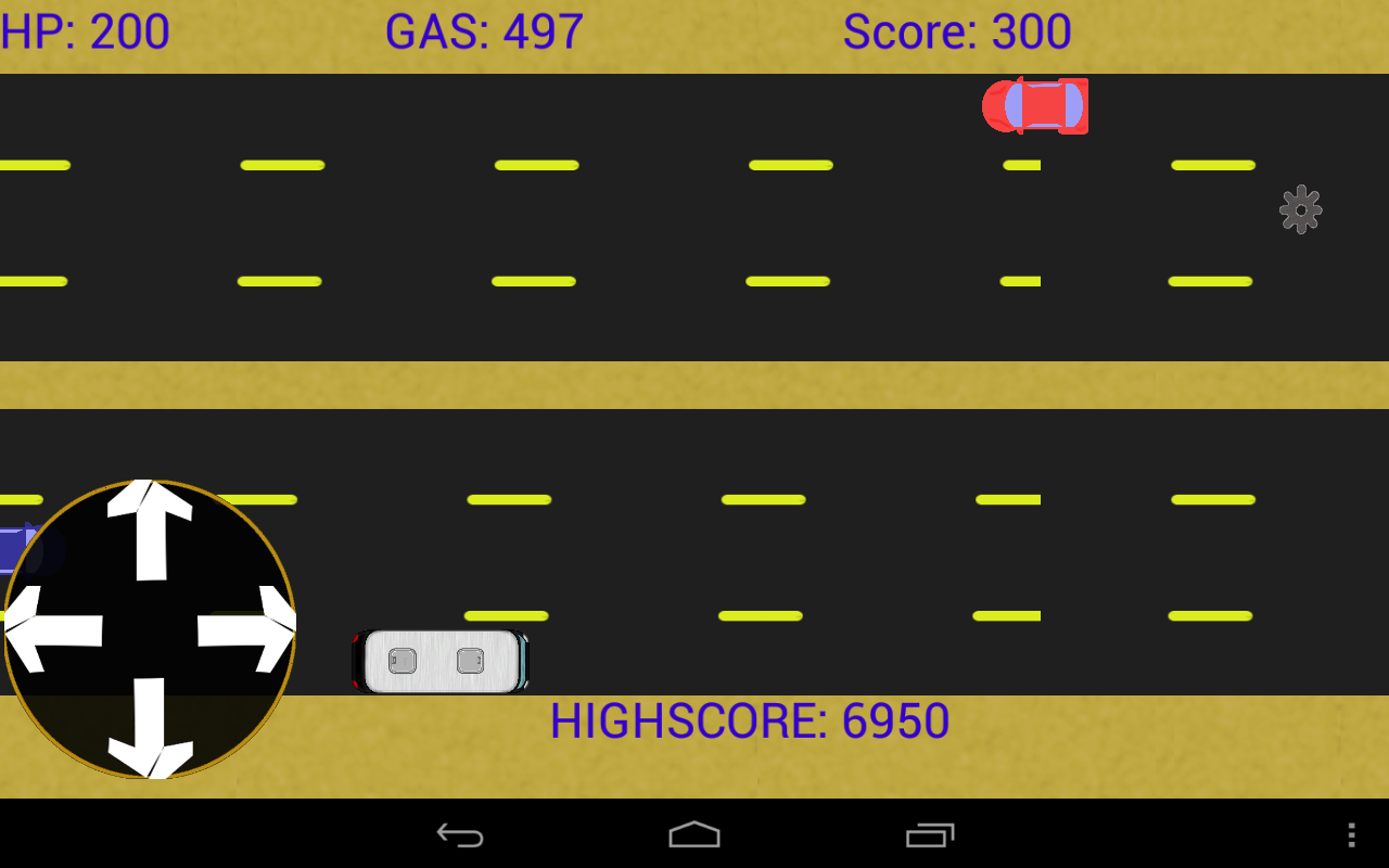 Bus Driver 2d experience rush- screenshot