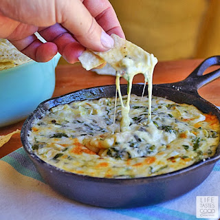 Spinach Artichoke Dip Without Cream Cheese Recipes.