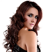 Dulce Maria Blue Fan