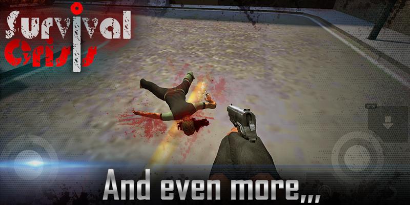 Survival Crisis : Zombie - screenshot