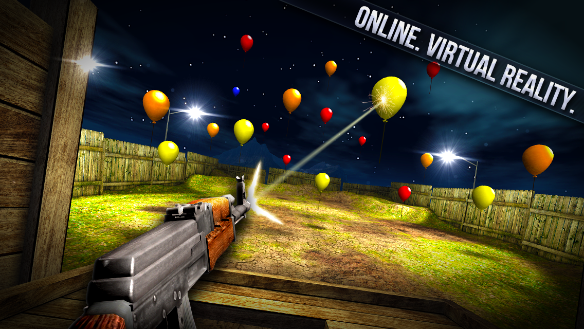 Shooting Showdown 2- screenshot