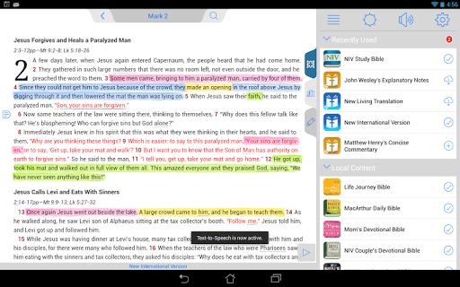 niv study bible by zondervan apk