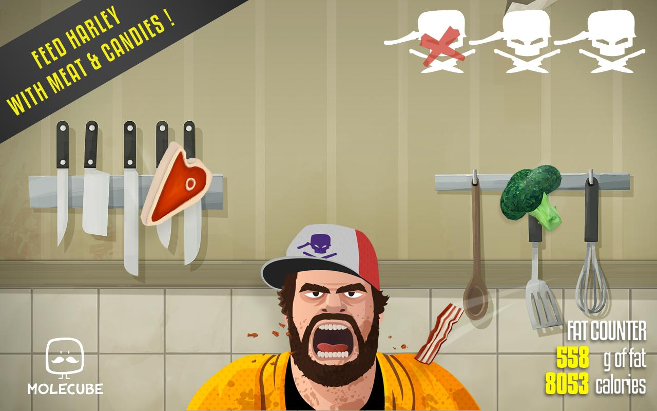 Epic Meal Time - screenshot