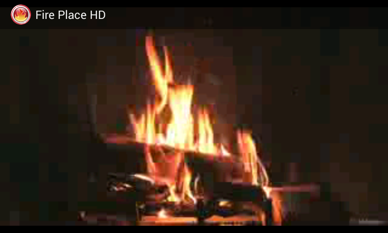 Fire Place HD- screenshot