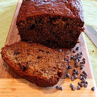 BANANA- CHOCOLATE CHIP BREAD