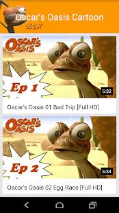 Oscar's Oasis Cartoon Full HD