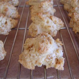 Sesame Cookies.