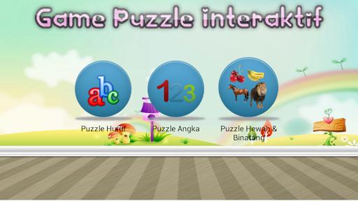 Game Puzzle Interaktif