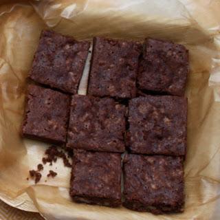 Katharine Hepburn's Brownies, Gluten-Free.