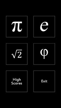 Recite Math Constants