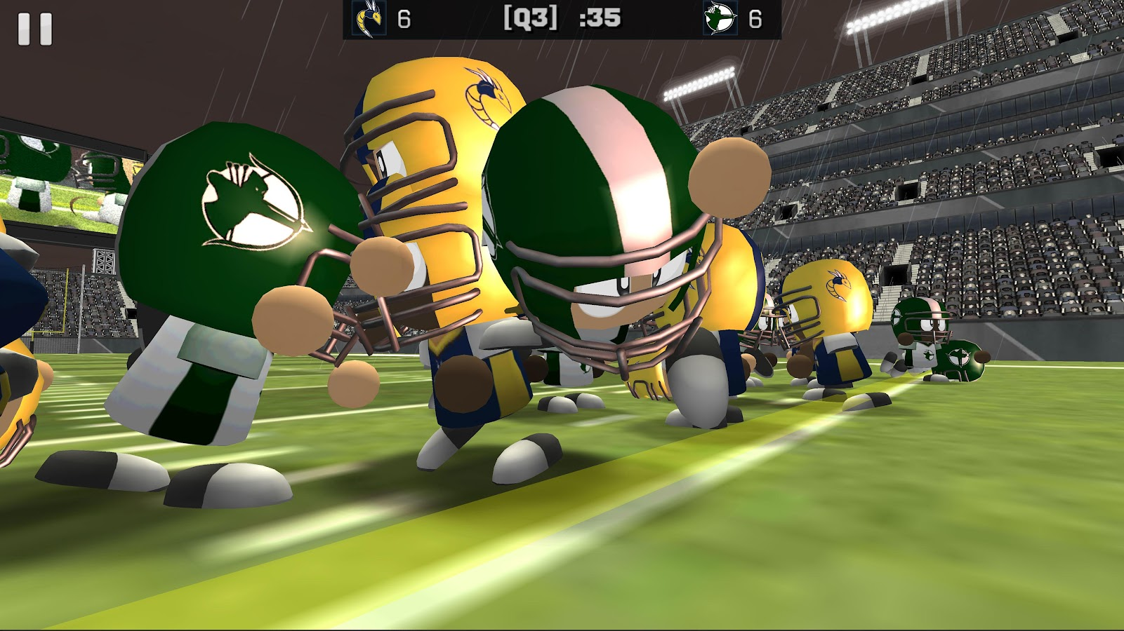 League Star Football- screenshot