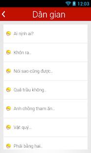 Truyện cười offline 2014 - screenshot thumbnail