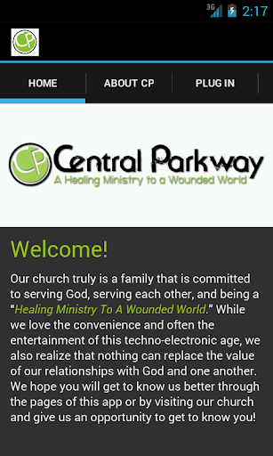 Central Parkway Ministries