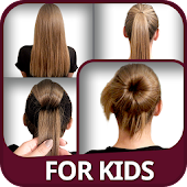 Hairstyles for Kids tutorial