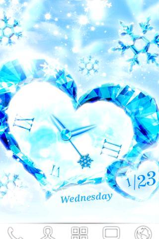 免費下載個人化APP|Crystal Heart ライブ壁紙 トライアル版 app開箱文|APP開箱王