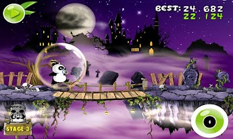 Screenshot of MeWantBamboo - Master Panda