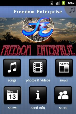 Freedom Enterprise- screenshot