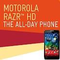 MOTOROLA RARZ HD Go Theme