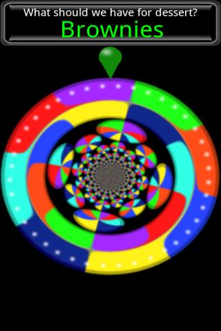 free spinning wheel app