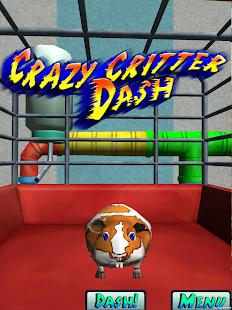 Crazy Critter Dash