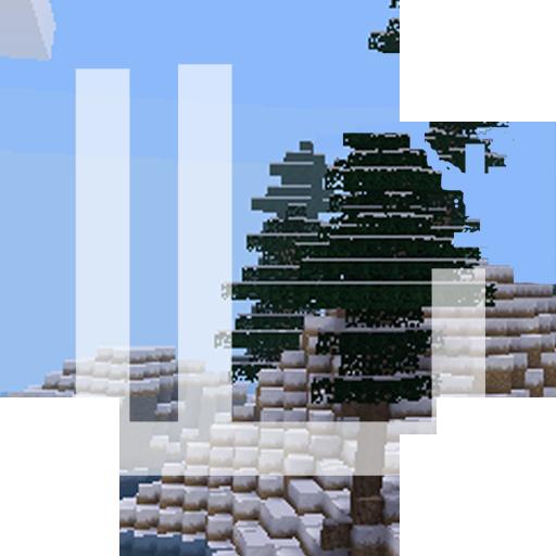 Voxel Garden LOGO-APP點子