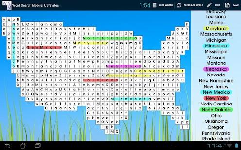 Word Search Mobile- screenshot thumbnail