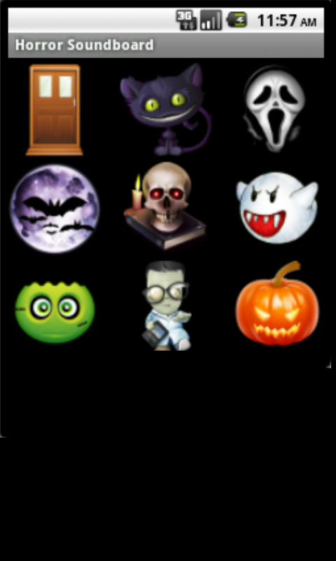 Horror Halloween Soundboard- screenshot