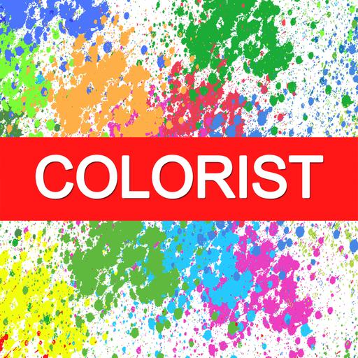 個人化必備App Colorist LOGO-綠色工廠好玩App