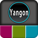 Yangon Offline Map Guide icon