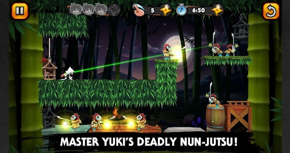 Nun Attack Origins: Yuki Screenshot 18