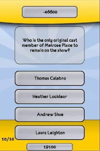 90s Drama TV Trivia Quiz