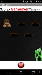 Mole mash pro - screenshot thumbnail