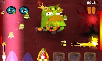 Screenshot of Fire Defense