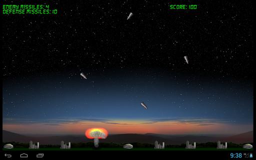 【免費街機App】Missile Alert-APP點子