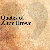Quotes of Alton Brown