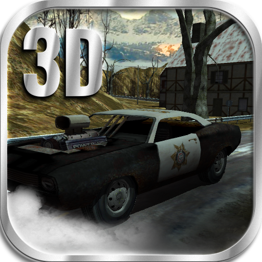 Sheriff Police Car Simulator