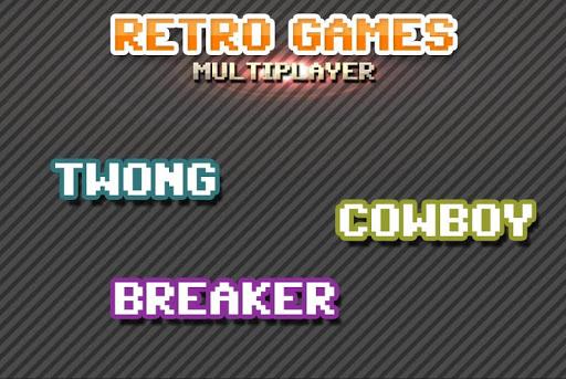 Retro Games Multiplayer