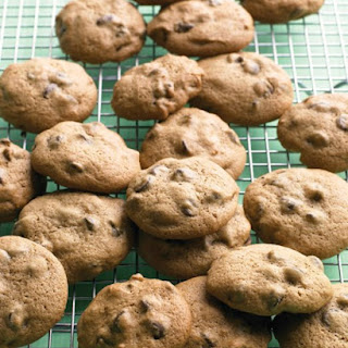 Soft-Baked Chocolate Chip Cookies.