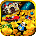 Carnival Gold Coin Party Dozer icon