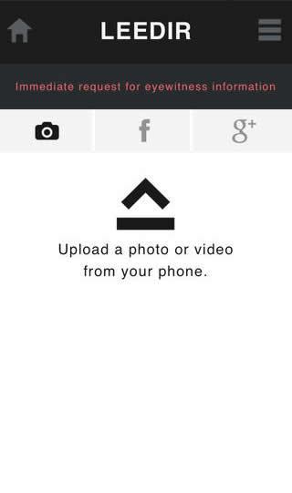 LEEDIR - screenshot